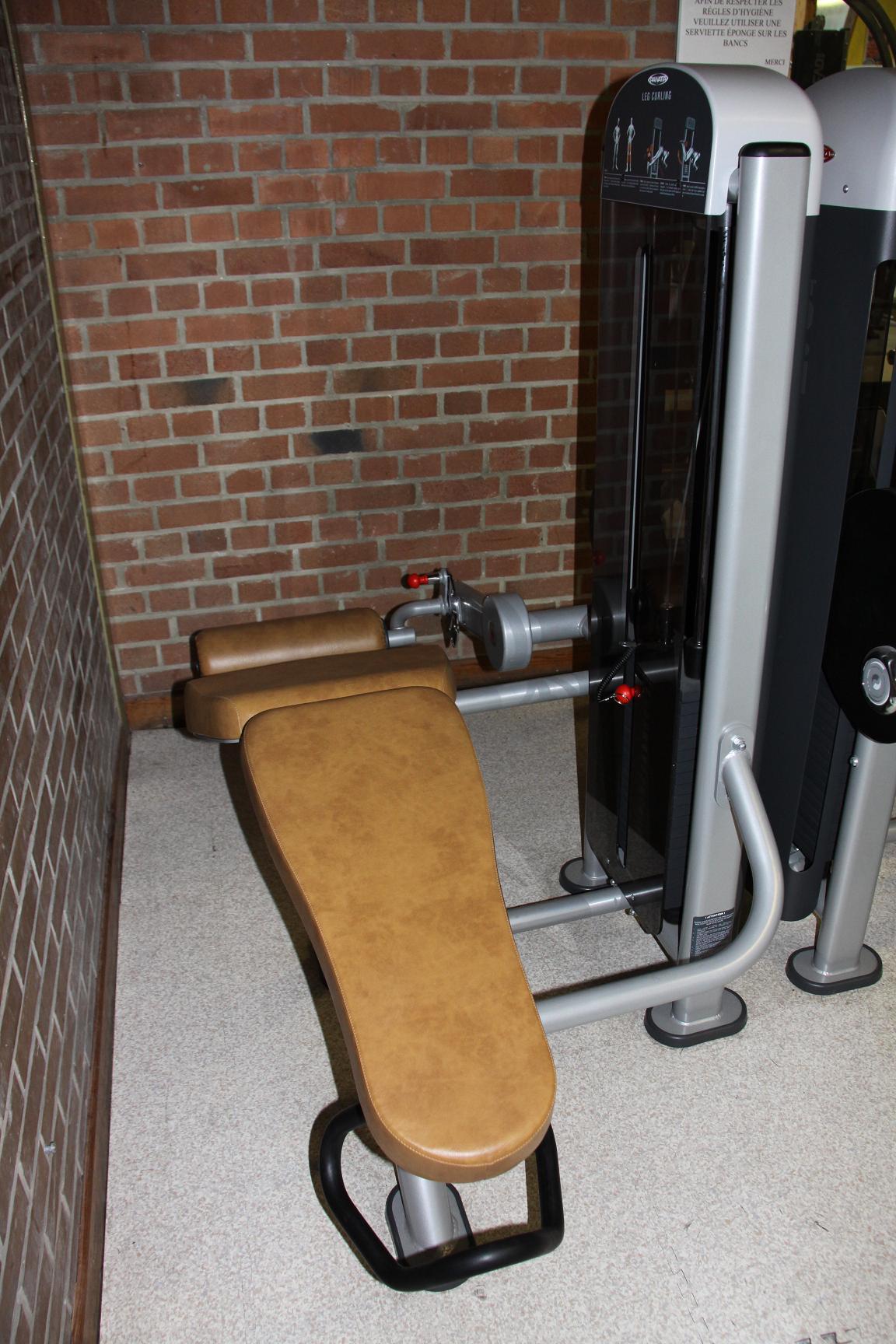 materiel du bodyform carvin salle de musculation. Black Bedroom Furniture Sets. Home Design Ideas
